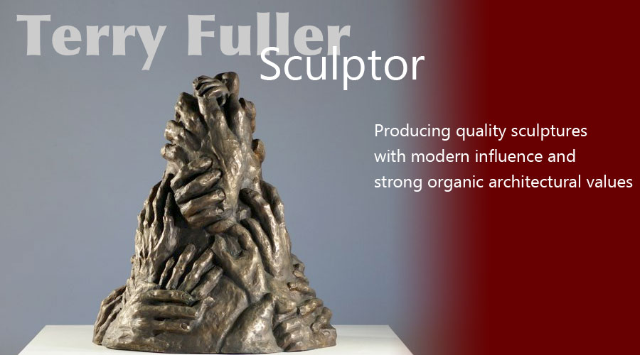 Producing quality sculptures with modern influence and strong organic architectural values.
